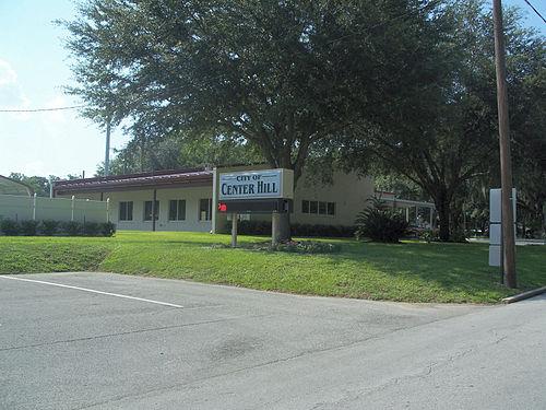 Center Hill chiropractor