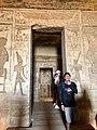 Central Hall, Temple of Hathor and Nefertari, Abu Simbel, AG, EGY (48016710203).jpg