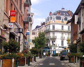 Centre Ville Oyonnax
