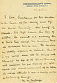 Certificate Madan Mohan Malaviya to V. A. Sundaram 1932.jpg