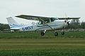 Cessna 172P G-MCLY (6972104334).jpg
