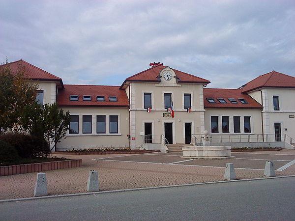 Photo de la ville Cessy