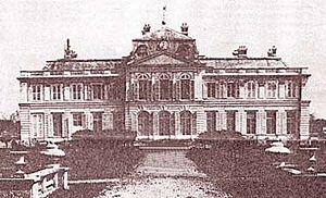 Jean-Michel Chevotet - Chevotet's Château de Petit-Bourg