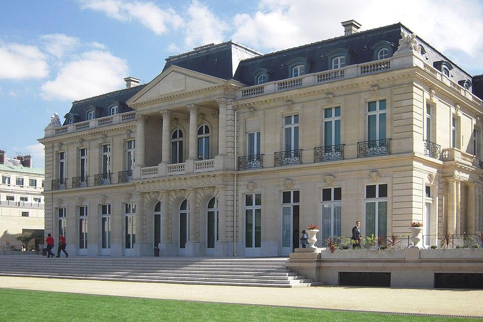 Château de la Muette, Paris 2012