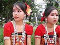 Chakma Dancers, Indigenous People's Day, 2014, Dhaka, Bangladesh © Biplob Rahman.jpg