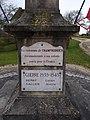 Champrougier - Monument aux morts (4) - jan 2018.jpg