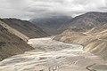 Chandra river bed, Batal, Lahaul and Spiti Dist., HP, India. Elev. 4,000mD35 7219 01.jpg