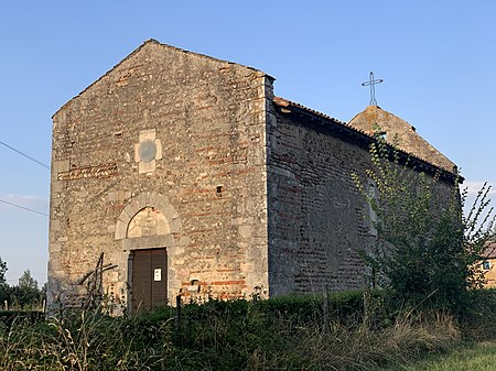 Chapelle de Chanteins