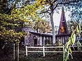 Chapelle du monastère de la Sainte-Croix de Riaumont (Extérieur1).JPG
