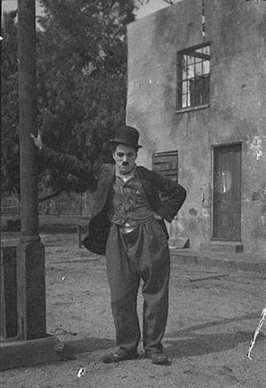 Charles Chaplin Jewiki