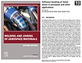 Chapter 10 Diffusion bonding of metal alloys in aerospace and other applications.jpg
