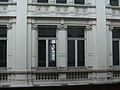 Charleroi - Passage de la Bourse - fenêtres du permier étage.jpg