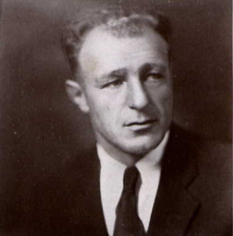 Charlie Bachman - Bachman from 1931 Seminole yearbook
