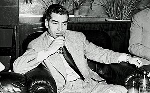 "American Mafia - Charles ""Lucky"" Luciano in 1948"