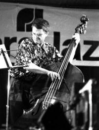 Charlie Haden, Pescara Italy 1990
