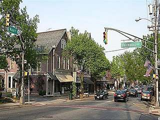 Chatham Borough, New Jersey Borough in Morris County, New Jersey, United States