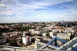 Chelyabinsk City in Chelyabinsk Oblast, Russia