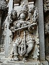 Chennakesava Temple Sculpture detail (3924891449).jpg
