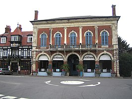 Chertsey, The Old Town Hall - geograph.org.uk - 546171.jpg
