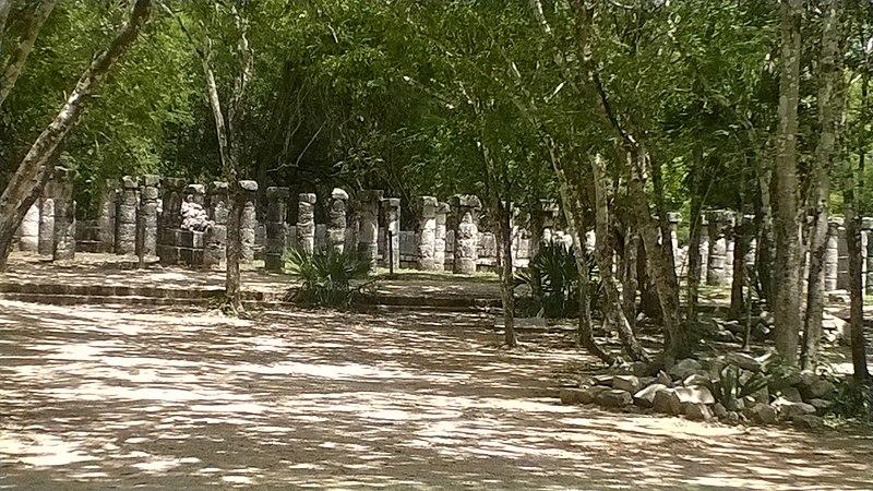 File:Chichén Itzá by ovedc 61.jpg
