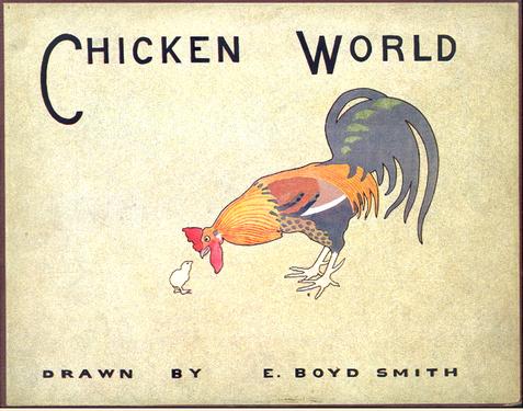 Littérature De Jeunesse En Anglais Elmer Boyd Smith Le