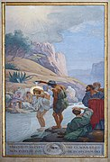 Chiesa parrocchiale dei Santi Gervasio e Protasio battesimo di Cristo BS.jpg