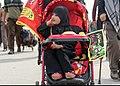 Children in Arbaeen Walk 05.jpg