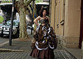 Chocolate Human Statues Eva Rinaldi (1) (15430197621).jpg