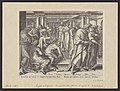Christ And The Woman Taken in Adultery print by Anthonie Blocklandt van Montfoort, S.I 52749, Prints Department, Royal Library of Belgium.jpg
