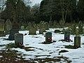 Christ Church, Friezland, Grasscroft, Graveyard - geograph.org.uk - 1160226.jpg