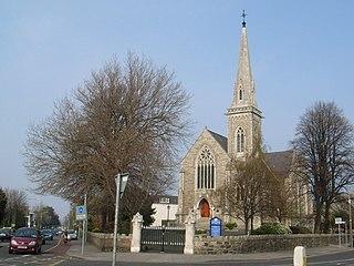 Rathgar Suburb of Dublin, Ireland