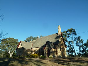 Bungonia, New South Wales - Christ Church Anglican Church in Bungonia