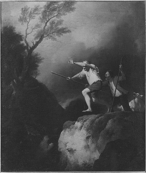 File:Christian Wilhelm Ernst Dietrich - Blinde am Abgrund - 760 - Bavarian State Painting Collections.jpg