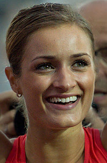 Christina Vukicevic 2011 (cropped).JPG