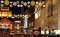 Christmas lights, Belfast - geograph.org.uk - 623563.jpg