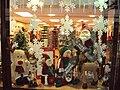Christmas shop window, Birkenhead - DSC04922.JPG