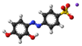 Chrysoine resorcinol sodium 3D ball.png