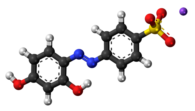 File:Chrysoine resorcinol sodium 3D ball.png