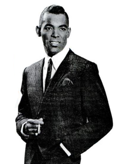 Chuck Jackson American R&B singer
