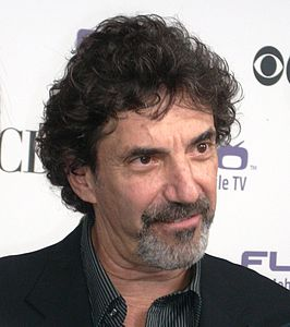 Chuck Lorre in 2008