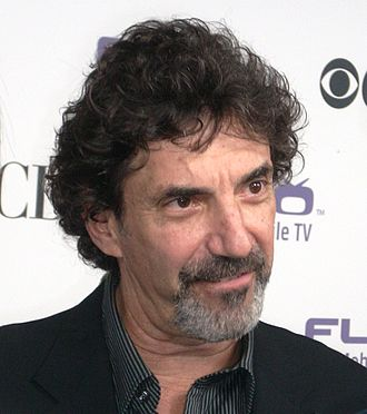 Chuck Lorre - Lorre in September 2008