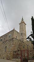 Church of Saint John the Baptist, Ein Karem, Jerusalem 38.jpg
