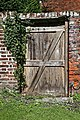 Church of St Mary the Virgin, Eastry, Kent - churchyard listed north gate and wall.jpg