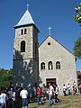 Church of the Assumption of the Blessed Virgin Mary, Ivanjska.jpg