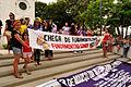 Church steps intl womens day brazil.jpg