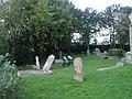 Churchyard floodlight - geograph.org.uk - 647859.jpg