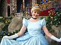 Cinderella in meeting set Disneyland.jpg