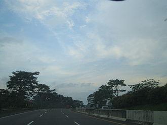 Cikampek–Purwakarta–Padalarang Toll Road - Cipularang Toll Road KM 116