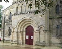 Cissac-Médoc, Gironde, église Sainte Marie bu IMG 1354.jpg