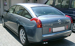 K And M Auto >> Citroën C6 - Wikipedia